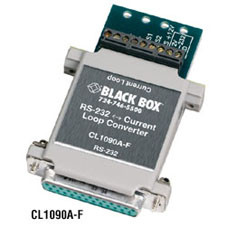 RS-232↔Current Loop Converters