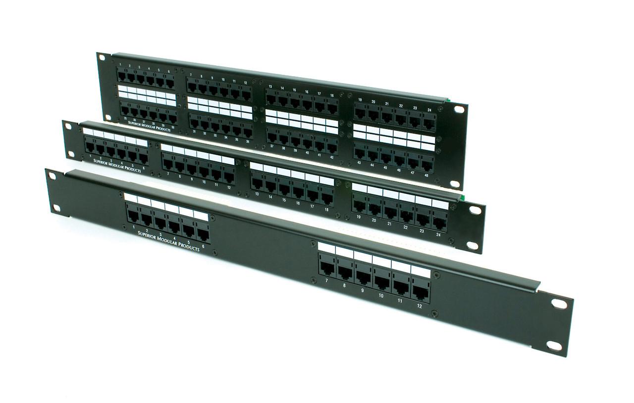 DCC4888 110A5E OCC 5e Patch Panels