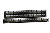 OCC Category 6 patch panel family