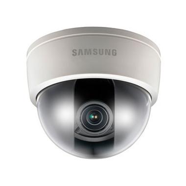 """Analog Dome Camera, 1/3"""" CCD, 650TVL, Vari-focal Lens (2.8-11mm), True D/N, 24VAC/12VDC"""