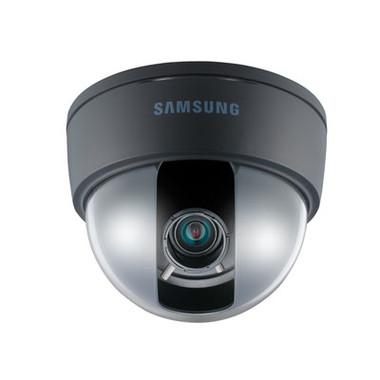 """Analog Dome Camera, 1/3"""" CCD, 600TVL, Vari-focal Lens (2.8-10mm), True D/N, 24VAC/12VDC"""