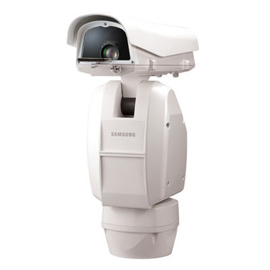 "Analog Positioning System Camera, 1/4"" CCD, 600TVL, Optical Zoom Lens 37x (3.5-129.5mm), True D/N, 360ᄚ Endless Pan, -85~40ᄚ Tilt, 24VAC, IP66"