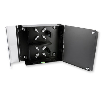 Wch 04p Corning Wch Wall Mount Housing For 4 Cch Panels