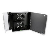 WCH-04P: Corning WCH Wall Mount Housing for 4 CCH Panels