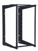 "GL36SRD: Great Lakes Case & Cabinet, SRD Swing Rack, 36""H x 24""D (GL36SRD)"