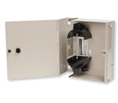 WIC-012: Corning Wall-Mountable Interconnect Center (WIC), Classic Holds 2 WIC connector panels