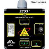 Ditek D200-120/240HL