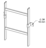 10608 001 Chatsworth Products Inc Cpi Vertical Wall
