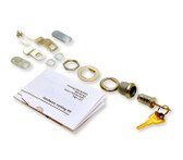 HDWR-LOCK-KIT: Corning Door Lock Kit for Lanscape Fiber Housings