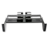 EDGE-BKT-LR-2RU: Corning Pretium EDGE® Ladder Rack Mounting Bracket for up to 2RU