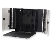 WCH-12P: Corning Wall-Mountable Closet Housing, Holds 12 CCH Connector Panels