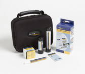 NFC-KIT-CASE: Fluke Networks Fiber Optic Cleaning Kit with Case