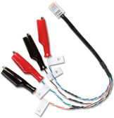 CIQ-SPKR: Fluke Networks Wire Adapter Accessory for CableIQ Network Cable Tester