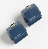 DSX-PC6S: Fluke Networks SET OF DSX CAT 6 ADAPTERS WITH SHIELDED CAT 6 PATCH CORD JACKS