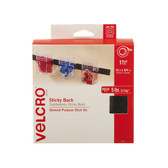 "90081 |VELCRO® Brand Sticky Back Hook & Loop Fastener - 3/4"" x 15'"