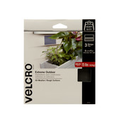 "91471 |VELCRO® Brand Extreme Strength  Hook & Loop Fastener - 4"" x 6"" Strips"