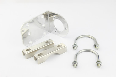 SC-Mount-Pole   SureCall L Bracket mount with U bolt hardware for mounting outdoor Antenna to J-bar