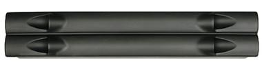 10033 | HotLok, 2U Black Blanking Panel