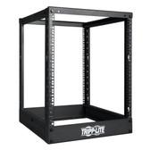 SR4POST13 | 13U SmartRack 4-Post Open Frame Rack - Organize and Secure Network Rack Equipment