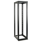 SR4POST50HD | 50U Heavy-Duty 4-Post SmartRack Open Frame Rack - Organize and Secure Network Rack Equipment