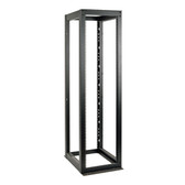SR4POST52HD | 52U Heavy-Duty 4-Post SmartRack Open Frame Rack - Organize and Secure Network Rack Equipment