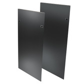 SR52SIDE4PHD | 52U SmartRack Heavy-Duty Open Frame side panels with latches