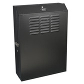 SRWF5U36 | SmartRack 5U Low-Profile Vertical-Mount Server-Depth Wall-Mount Rack Enclosure Cabinet
