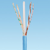 orange cat6 utp copper cable panduit