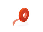 "158070 | VELCRO®: 1 1/2"" VelcrO®  Brand ONE-WRAP®  Optical Fiber Cable Management Orange for 62.5   MM OM1 & 50   MM OM2 Cable 25 Yard Roll<br> Sold in a pack of 12 rolls."