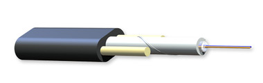 002EB4-14101A20: Corning SST-Drop™ Single-Tube, Gel-Filled Cable, 2 F, Single-mode (OS2)