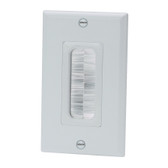CFGBWH | Panduit: Brush Insert - White