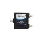 Wilson Electronics 859993: 2 Port 700-2700 MHz Splitter w/F Female Connectors, 75 Ohm