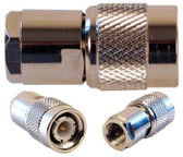 Wilson Electronics 971106: FME Male - TNC Male Connector
