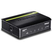 TEG-S5g | TRENDnet: 5-port Gigabit GREENnet Switch