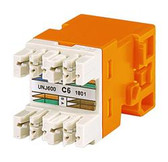UNJ600-OR (760237782) | CommScope: Cat6 Jack, Orange