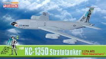 "KC-135D USAF 117th ARS Kansas ANG ""40th Anniversary"""