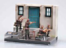Waffen SS, Streets of Belgrade, Yugoslavia