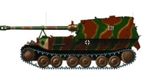 Sd.Kfz.184 Elefant German Army sPzJgAbt 654, #II01, Eastern Front