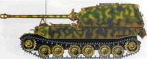 Sd.Kfz.184 Elefant German Army sPzJgAbt 653, Italy, 1944