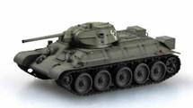 T-34 Soviet Army, #41, 1942