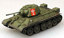 T-34 German Army Display Model