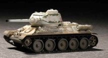 T-34/85 Soviet Army Winter Marking, #03