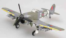 "Typhoon Mk I RAF No.193 Sqn, ""Zipp x"""