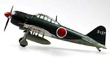A6M5 Zero-Sen/Zeke IJNAS Yokosuka Naval Wing, 3-137, Saburo Sakai