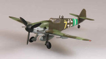 Bf 109G Display Model Luftwaffe I/JG 51 Molders, Yellow 7, 1945