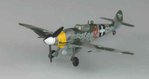 "Bf 109G Luftwaffe II/JG 300, ""Red 2"", Germany, 1944"
