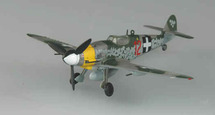 "Bf 109G Luftwaffe II/JG 300, ""Red 2"", Germany, 1944"