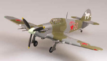 Hurricane Mk II Soviet Air Force 609th IAP, 1942