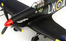 Hurricane Mk II Display Model RAF No.87 Sqn, Battle of Britain, 1940