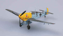 Bf 109E Luftwaffe 1./JG 52 Molders